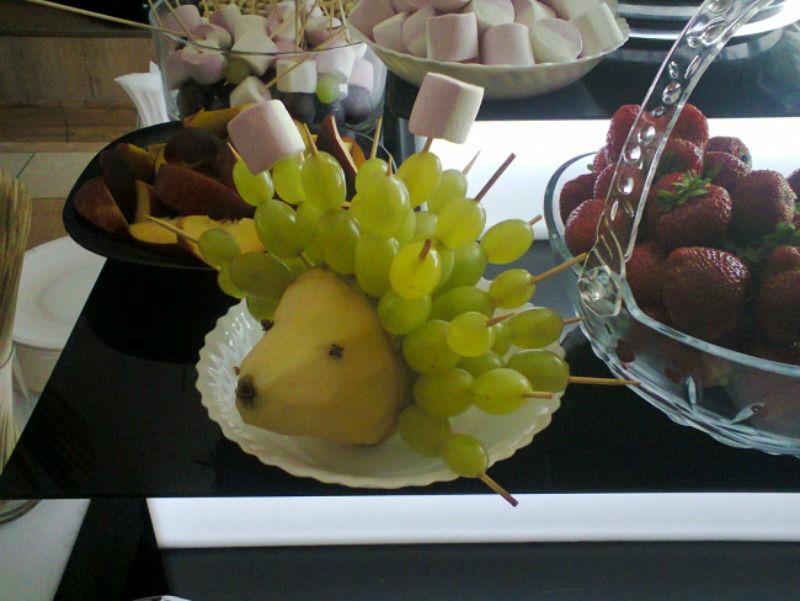 Owocowy jeż