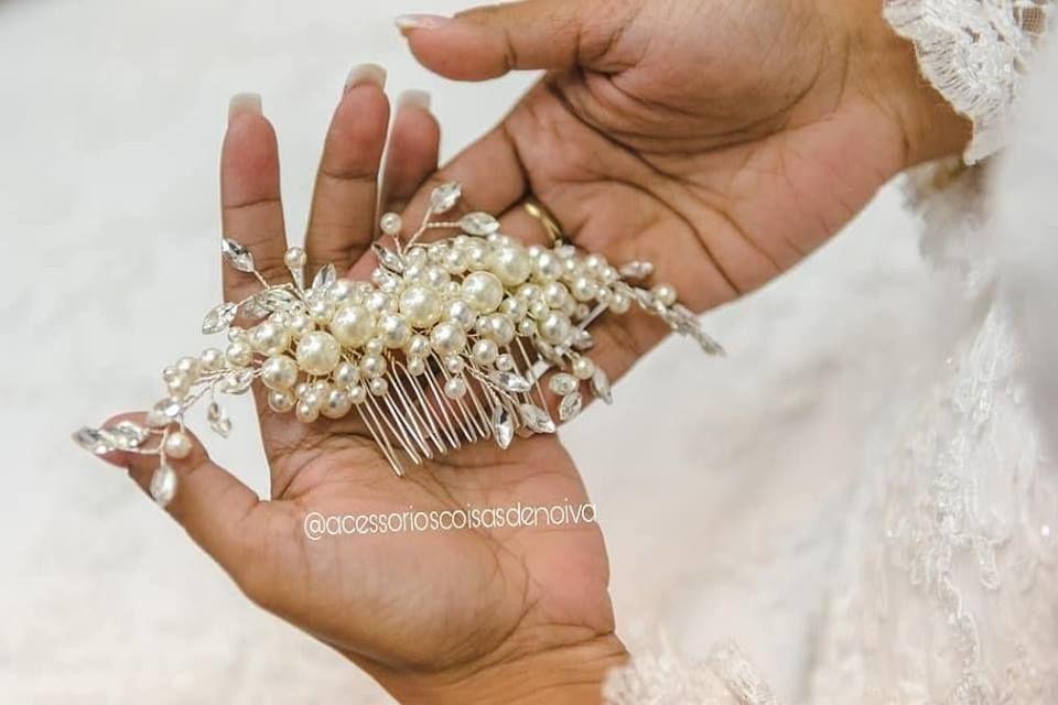 Coisas de Noiva Acessórios