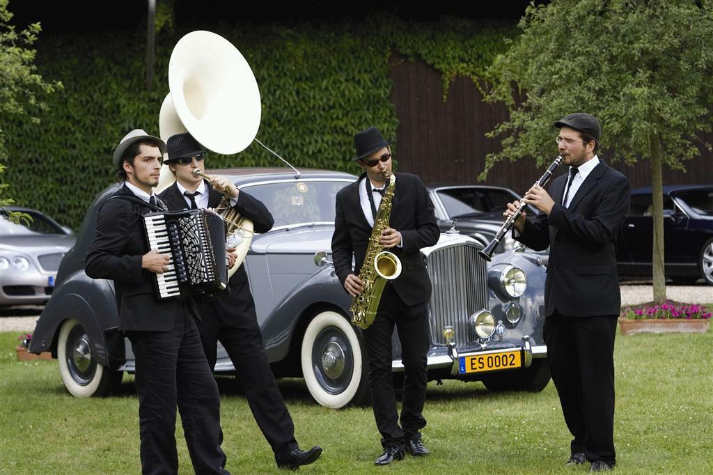 Beispiel: Unterhaltung, Foto: Romantik Hotel Linslerhof.