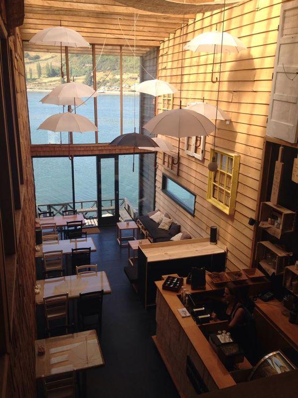 Hotel y Café Patio Palafito