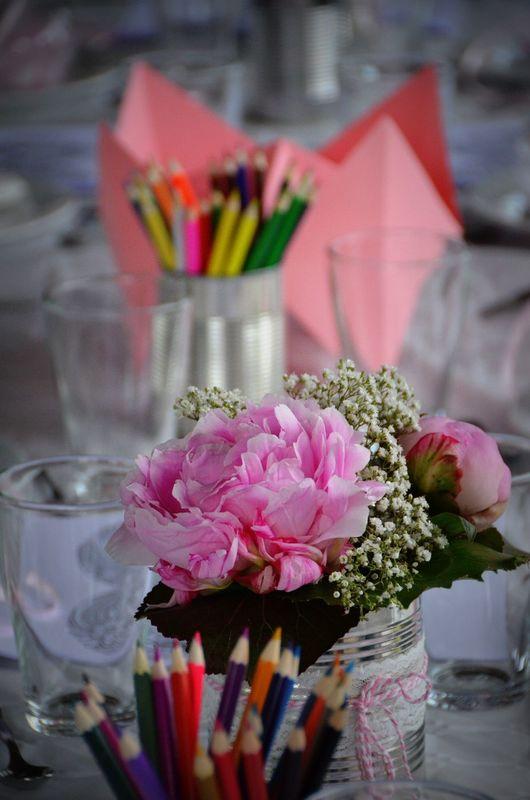 élaboration de votre décoration mariage