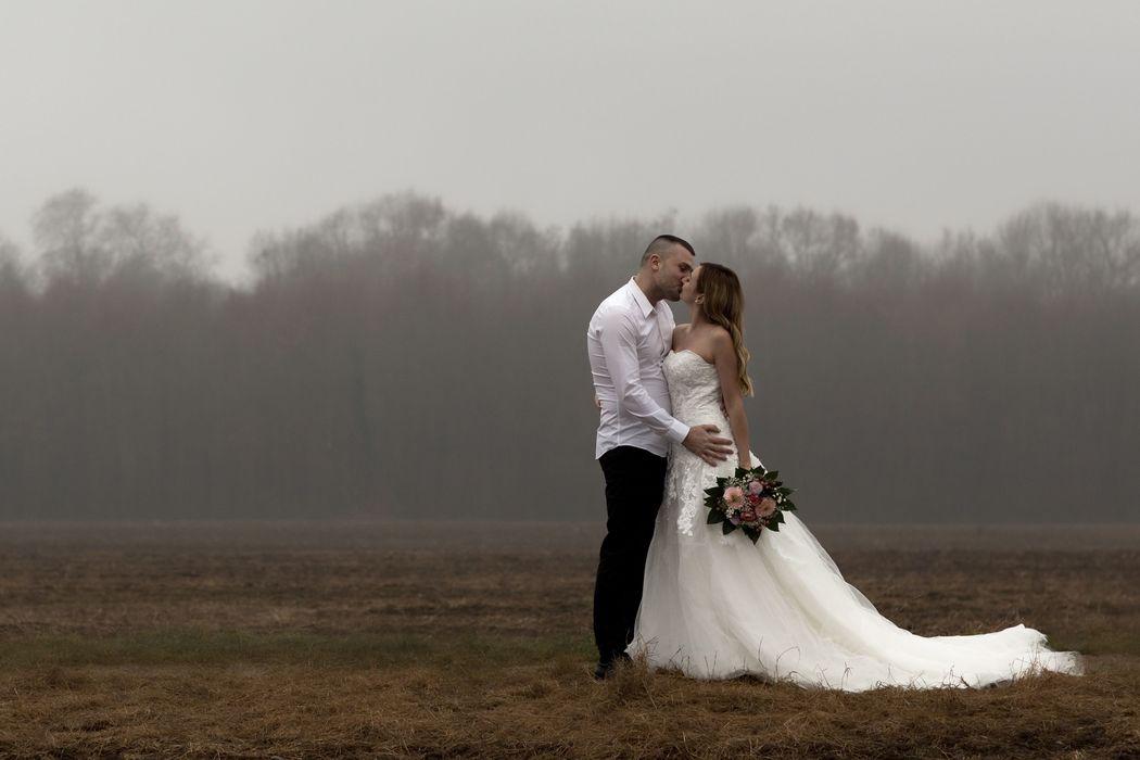 Hochzeit im Winter in Basel