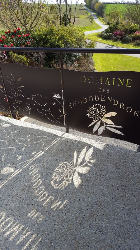 le domaine des Rhododendrons