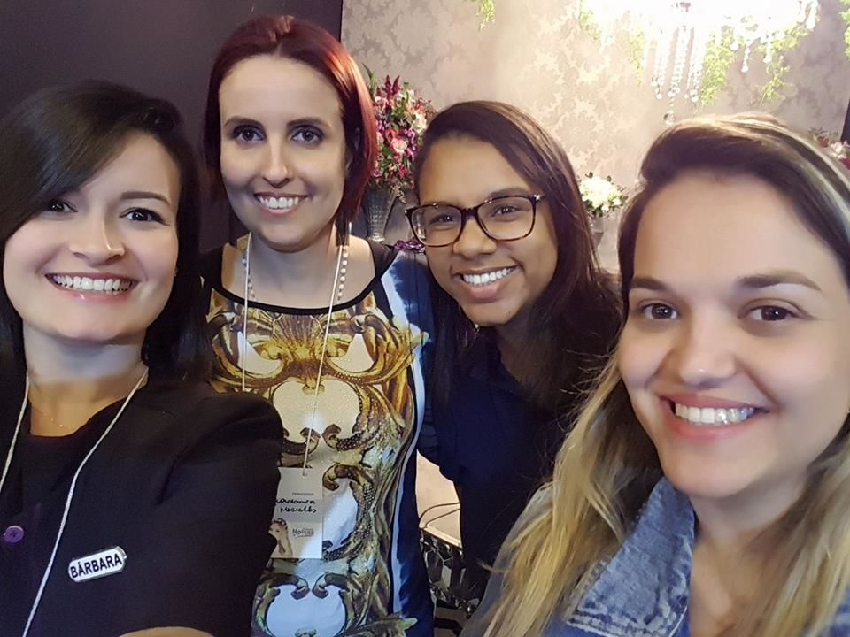 Noivas que nos visitaram na ESTAÇÃO NOIVAS em BH
