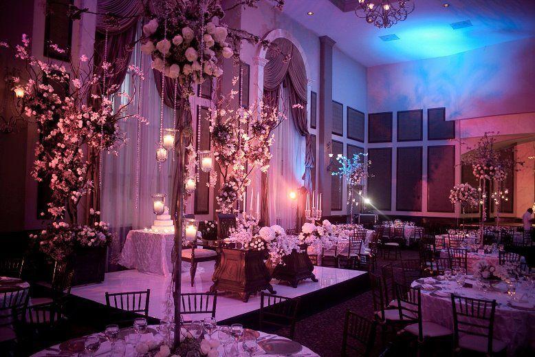 Salónpara bodas elegantes y exclusivas en Monterrey - Foto Las Pampas Eventos