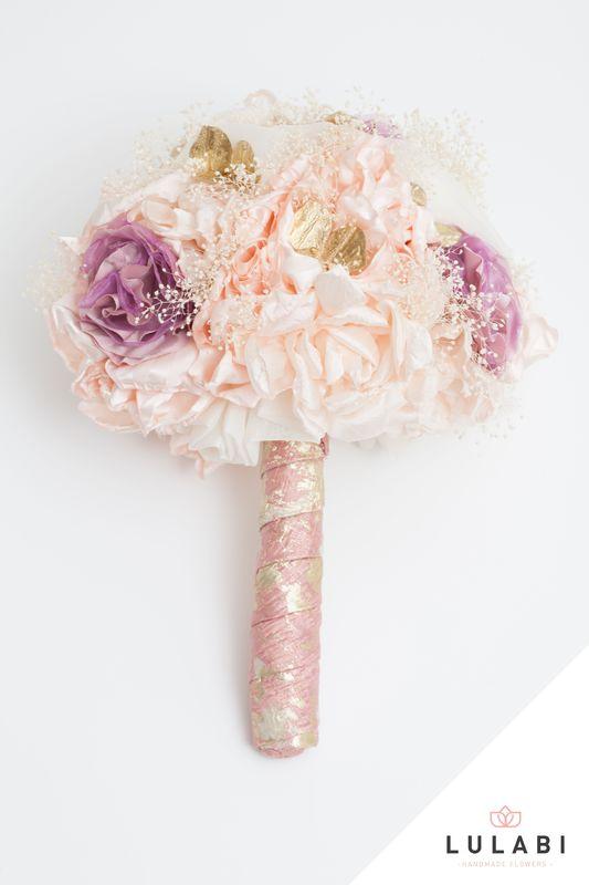 LULABI Handmade Flowers/ Ramo de Novia