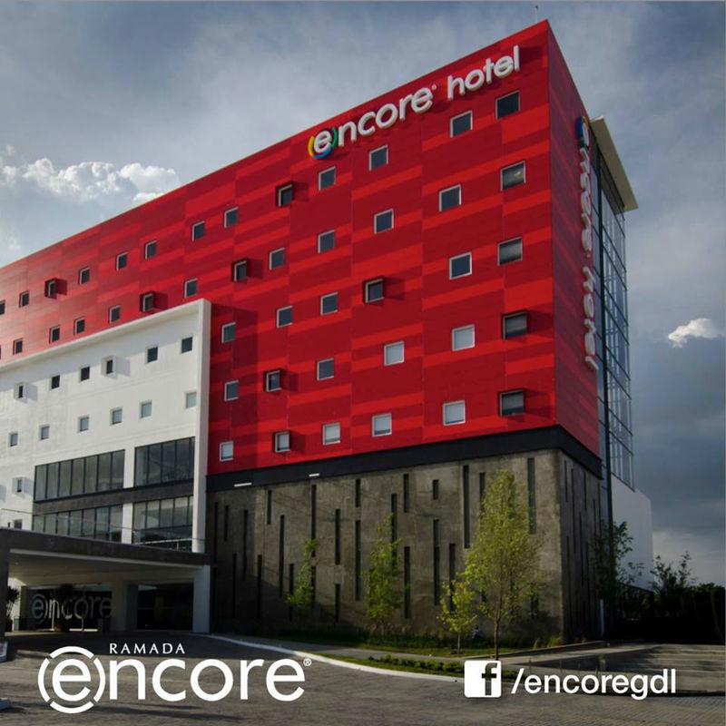 Hotel Ramada Encore Guadalajara