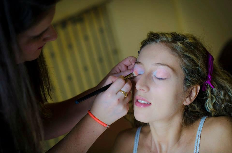 Mabel De Grazia Make Up Artist