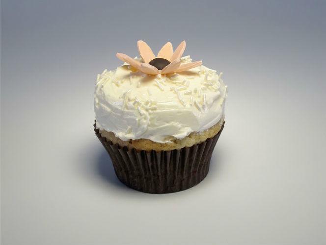 Cupcakes para la mesa de postres de tu boda, de La Cupcakeria