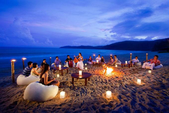 Decoración & Ambientación Chill Out Playa en Hotel