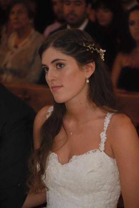 Josefa Errázuriz Maquillaje