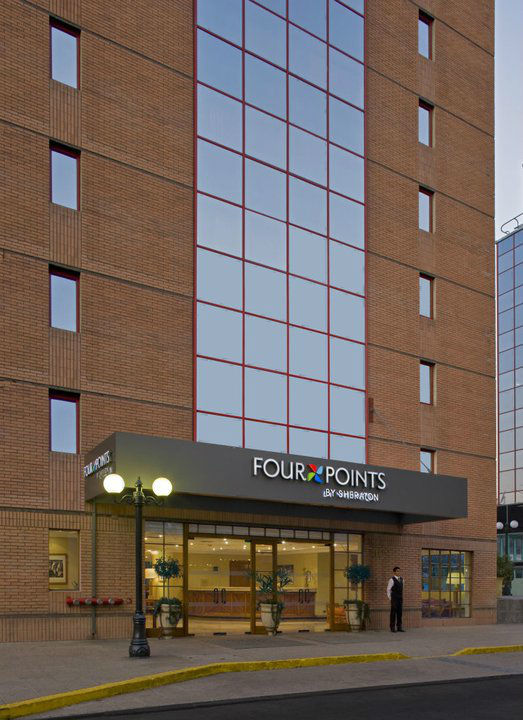 Hotel Four Points by Sheraton.