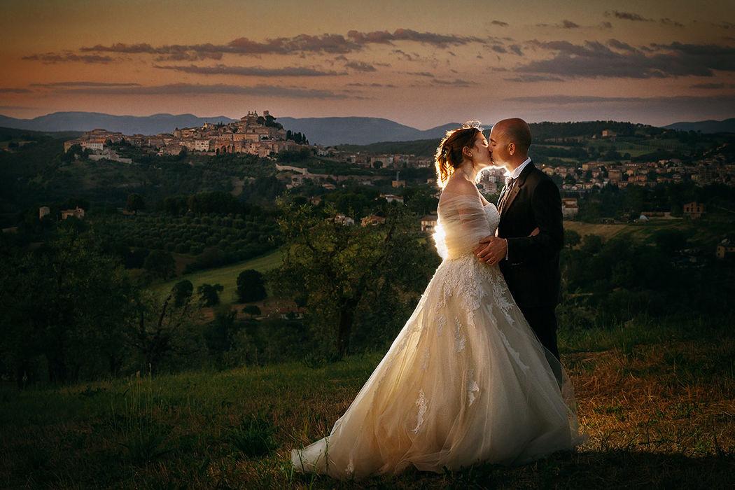Fotografo di matrimonio Lago Trasimeno