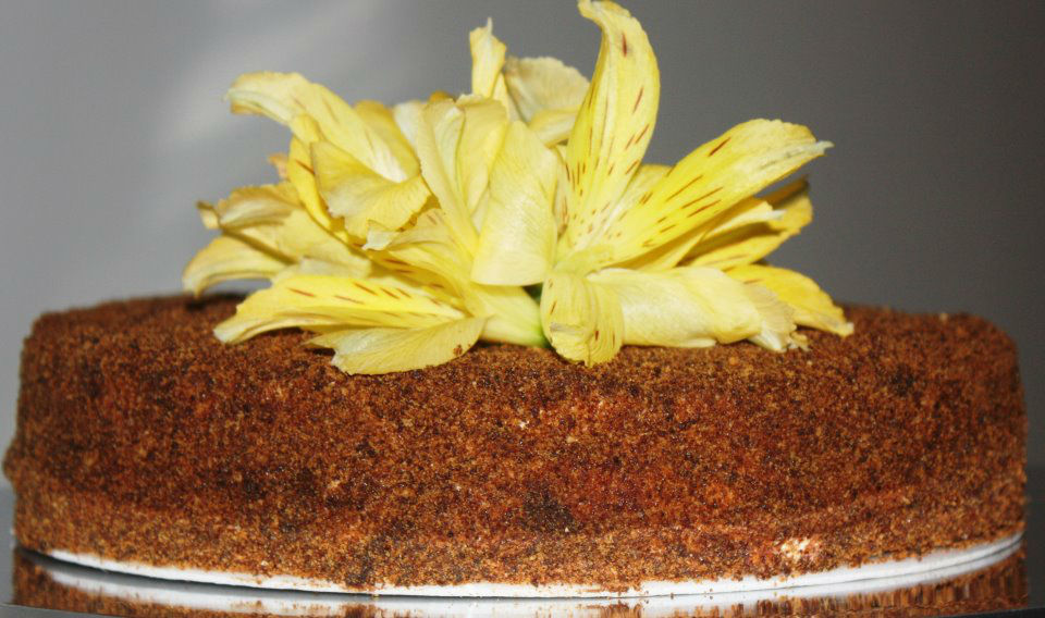 Torta Tri-Color