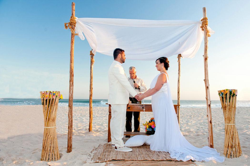 Destination Wedding - Casando na praia