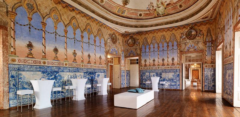 Palacio de Xabregas