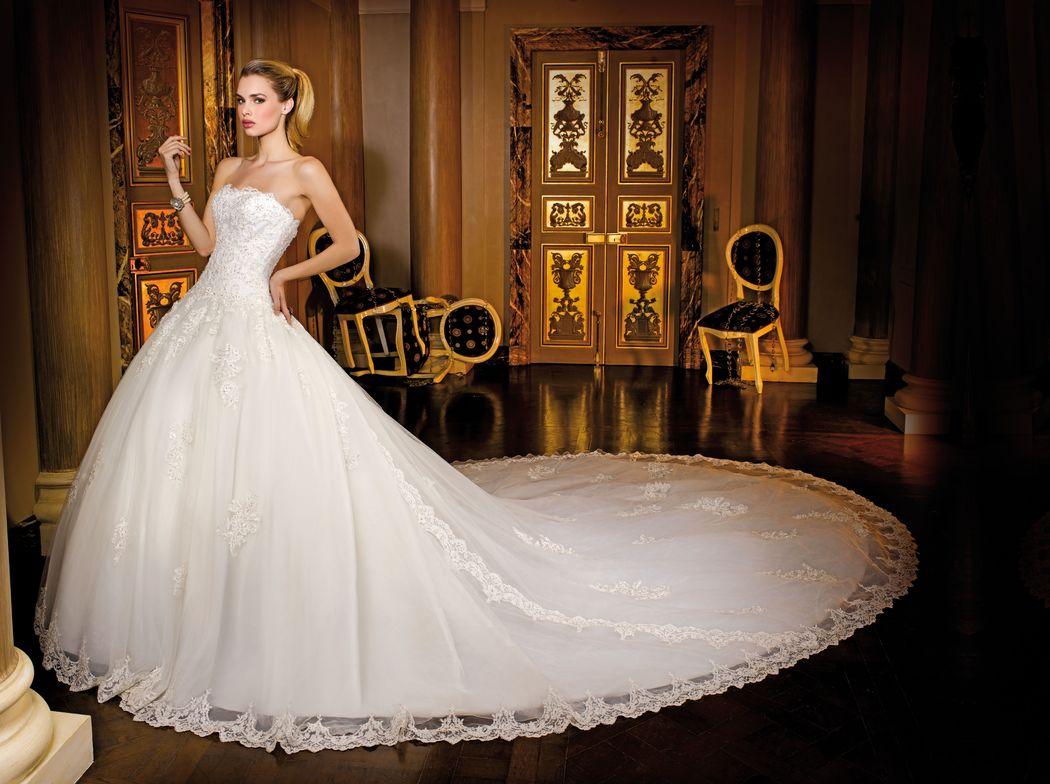 SUBLIME ivoire ou blanc - collection Un jour, une mariée