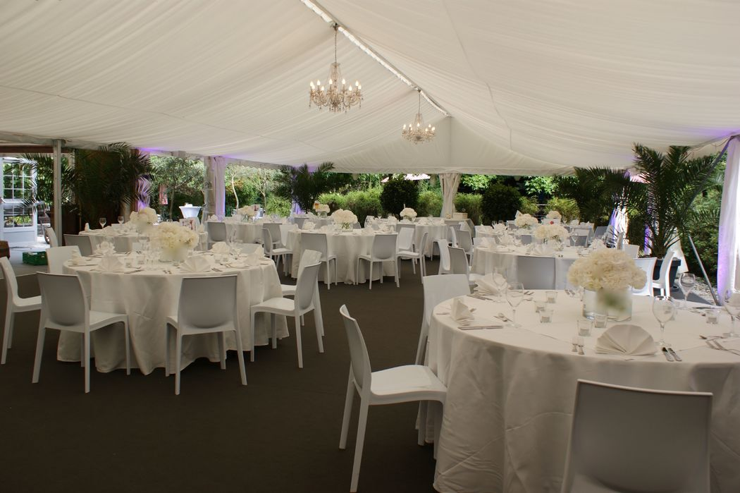 #Nature Lodge #Dekoration Bankett #Tischdekoration #Hochzeitsdekoration