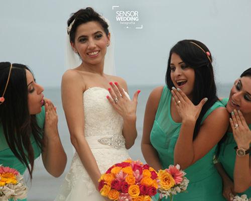 Sensor Wedding