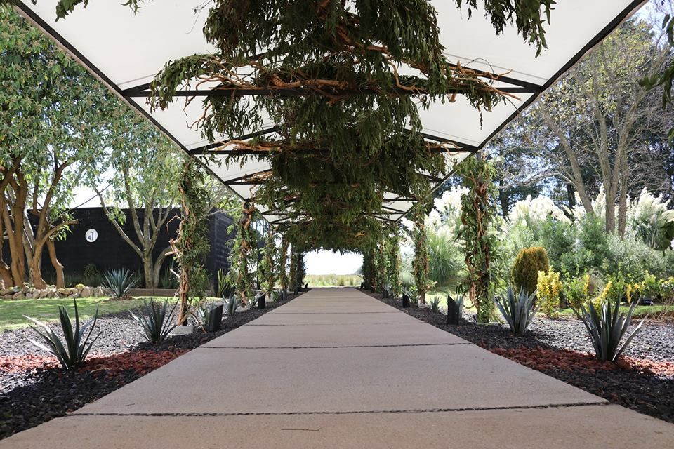 Jardín San Hipólito