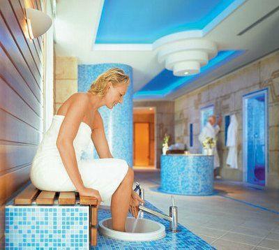 Beispiel: Wellness, Foto: Travel Charme Ostseehotel Kühlungsborn.
