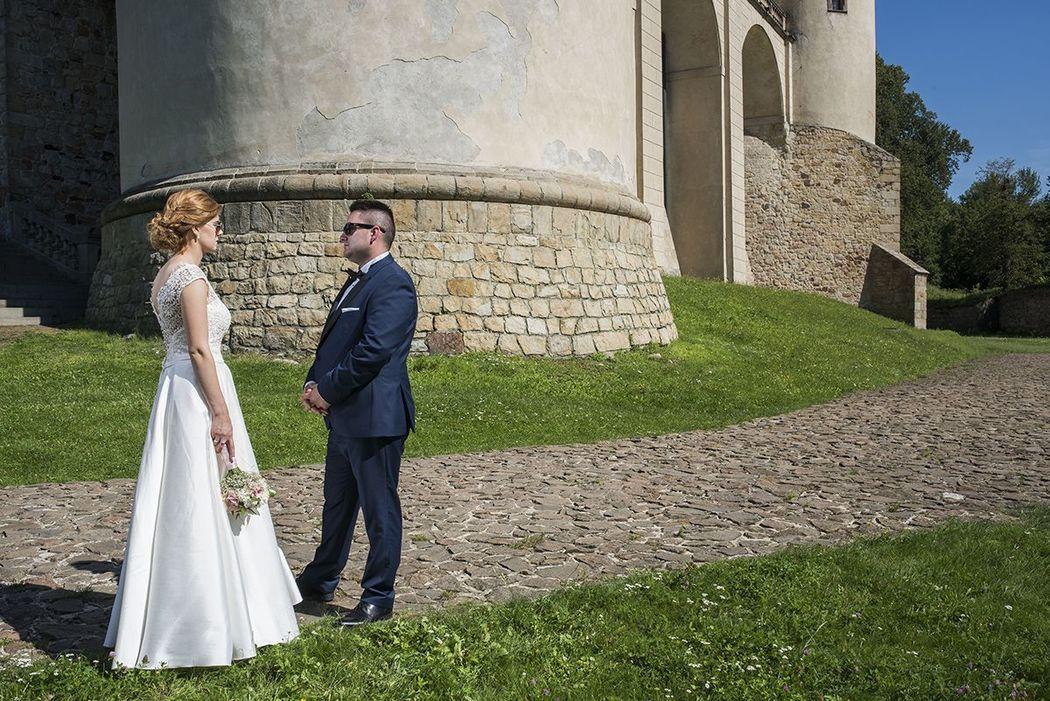 sesja poślubna Nowy Wiśnicz