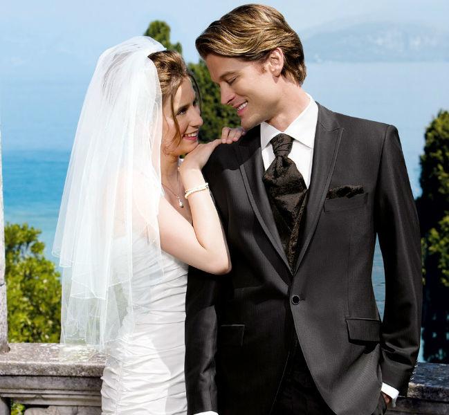 Beispiel: Mode für die Hochzeit, Foto: ANZUGKULTUR.