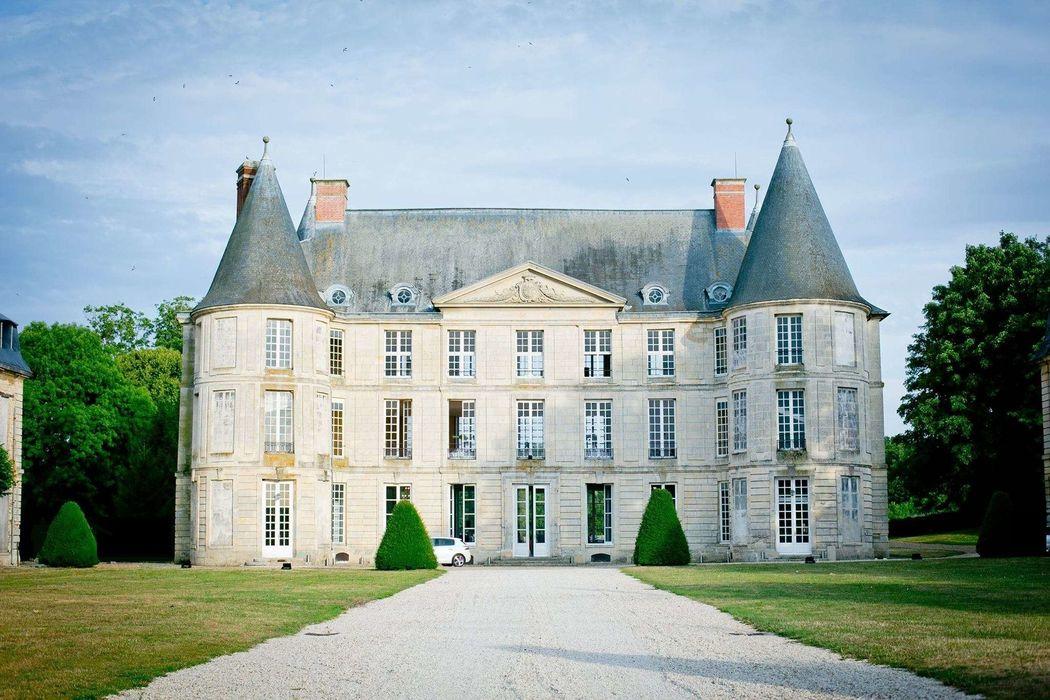 Le Château d'Hénonville