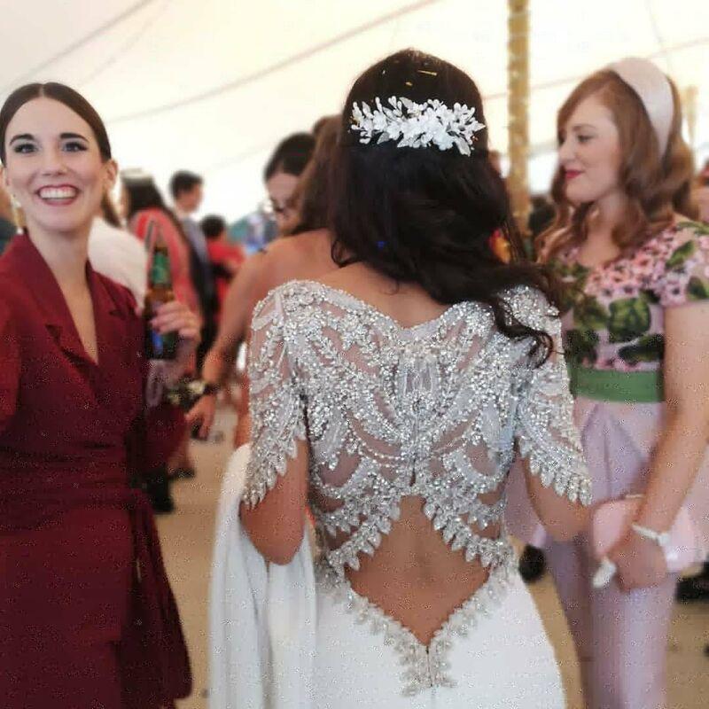 Tocados de novia Arteazabal