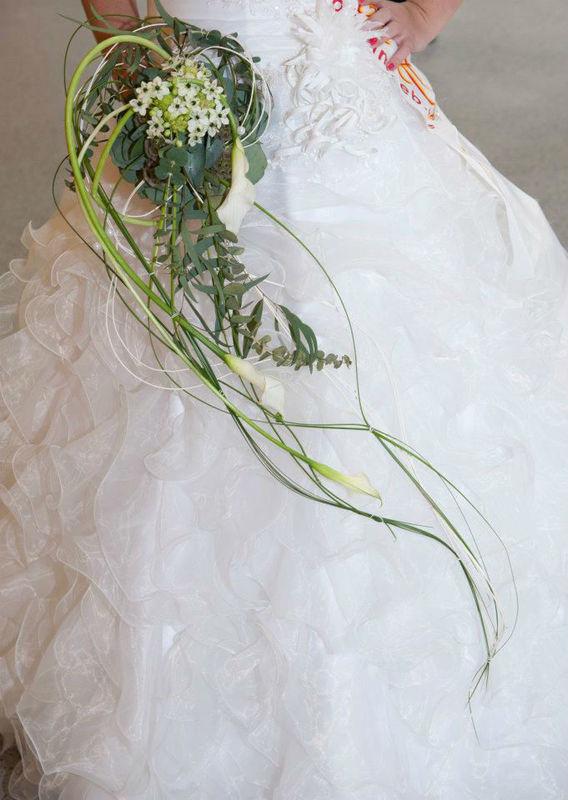Beispiel: Der perfekte Strauß, Foto: Achillea Dein Blumenladen.