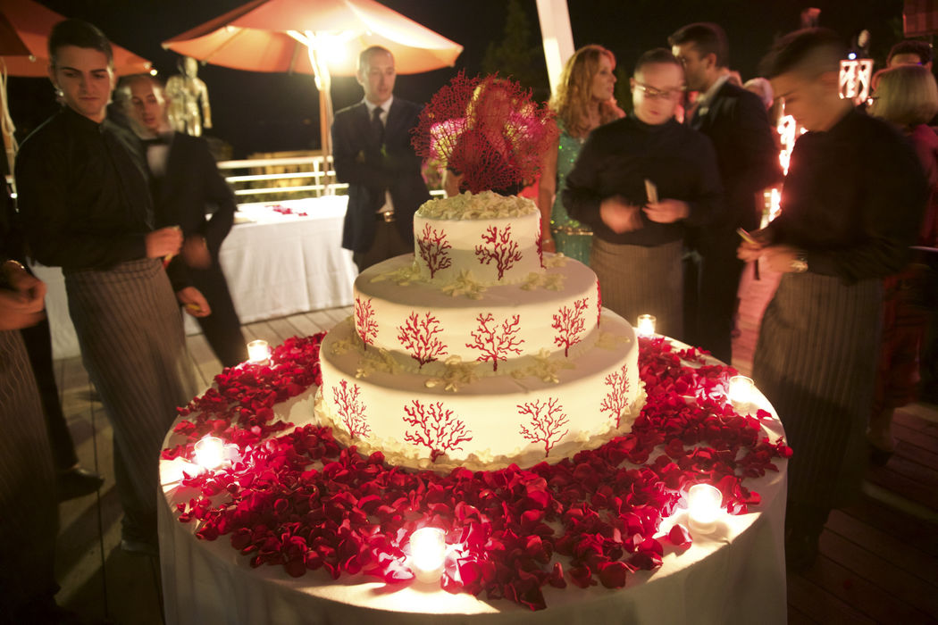 Cut of the Cake Bar degli Artisti terrace - Capri Palace Hotel & Spa