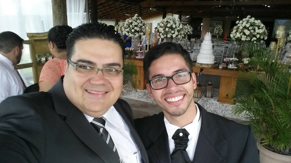 Celebrante Moacir Souza