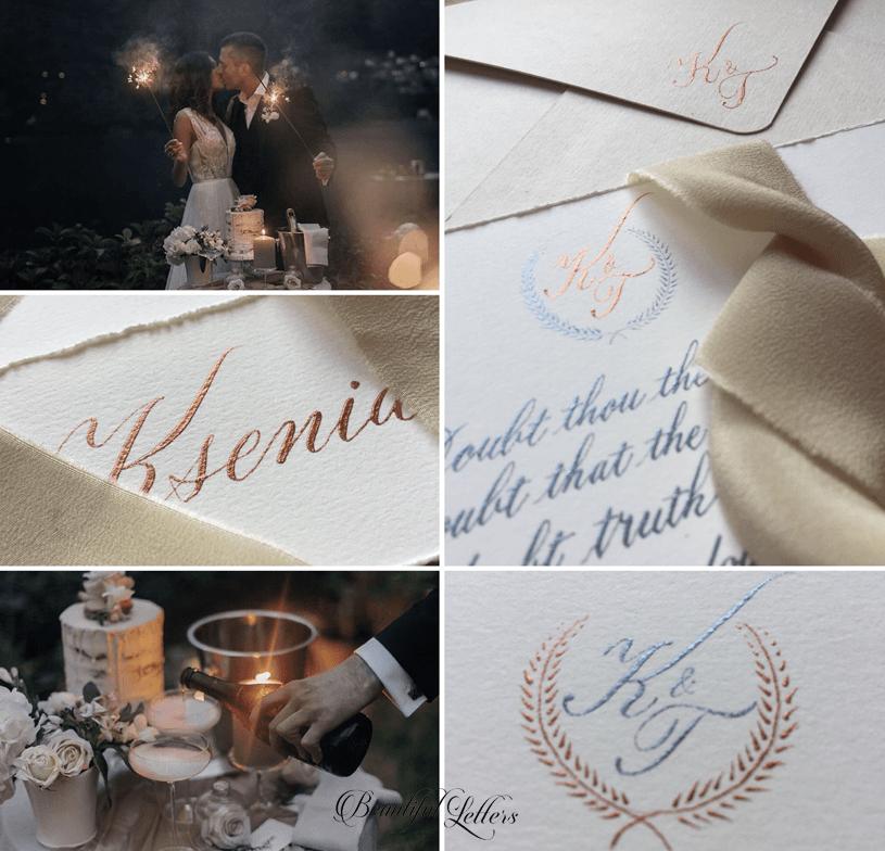 Beautiful Letters - Studio di Calligrafia