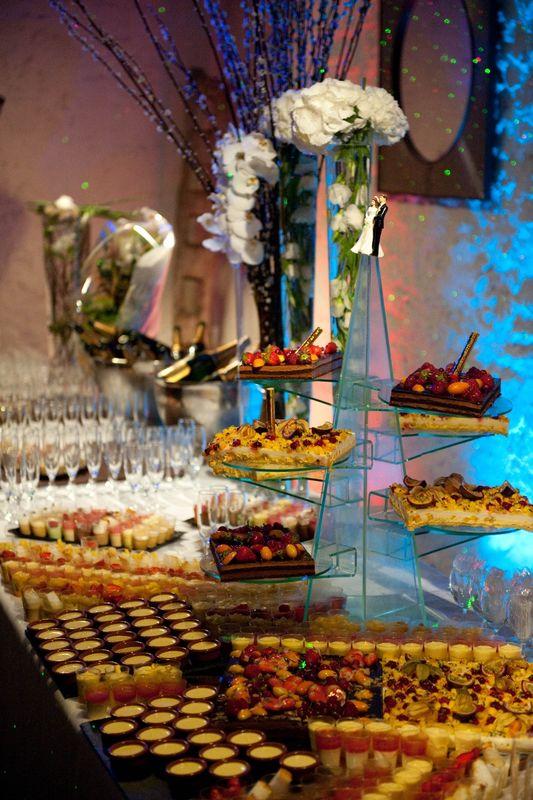 Buffets des desserts