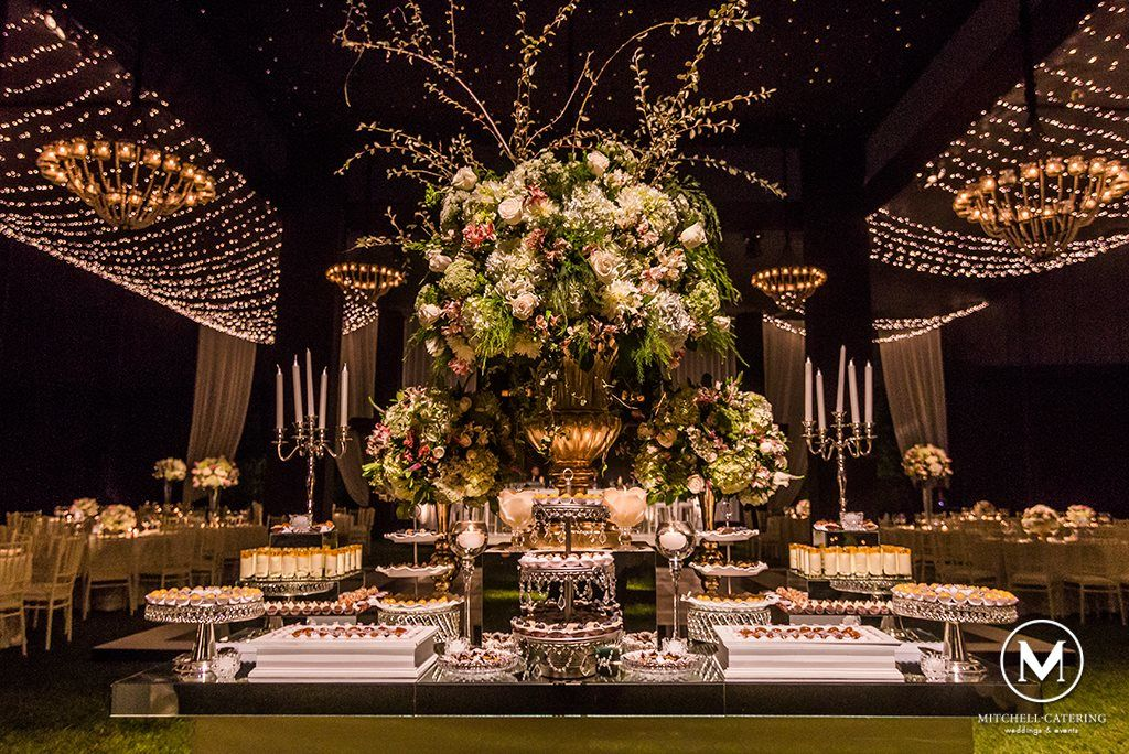 Mitchell Catering- Organización de bodas y eventos
