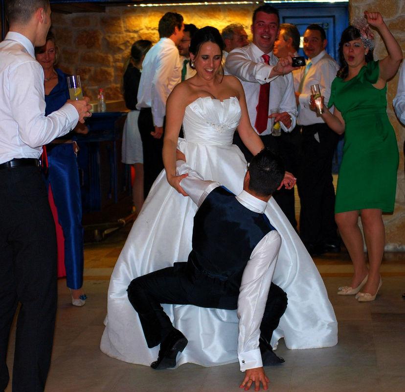 Animación asegurada en el baile