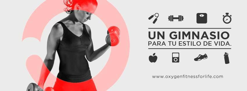 Oxygen Fitness for Life, gimnasio en Aguascalientes