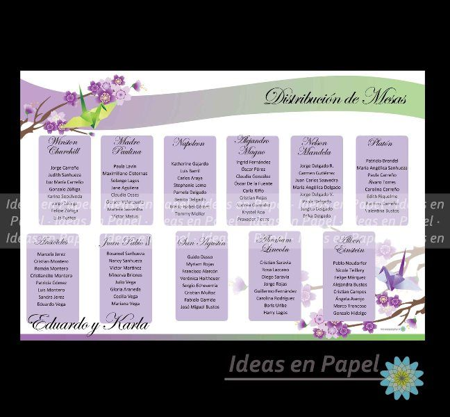 Ideas en Papel