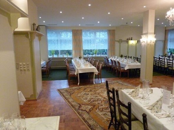 Beispiel: Raum Oldenburger Land, Foto: AKZENT Hotel Zur Wasserburg.