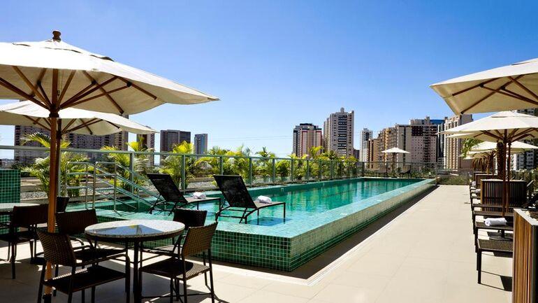Intercity Hotels Led Águas Claras
