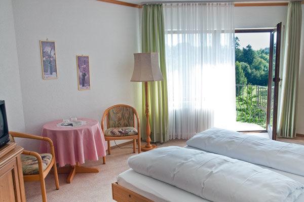 Beispiel: Zimmer, Foto: Hotel Sättele.