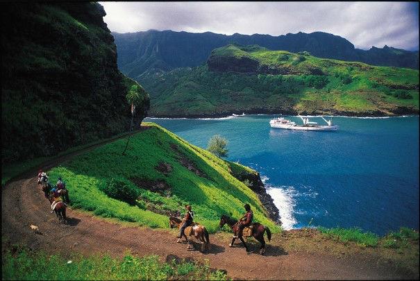 Les Marquises- Croisière Aranui - Polynésie