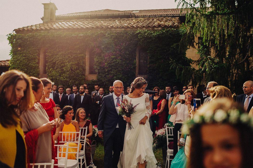 Elisa & Pablo - Una boda en un palacio