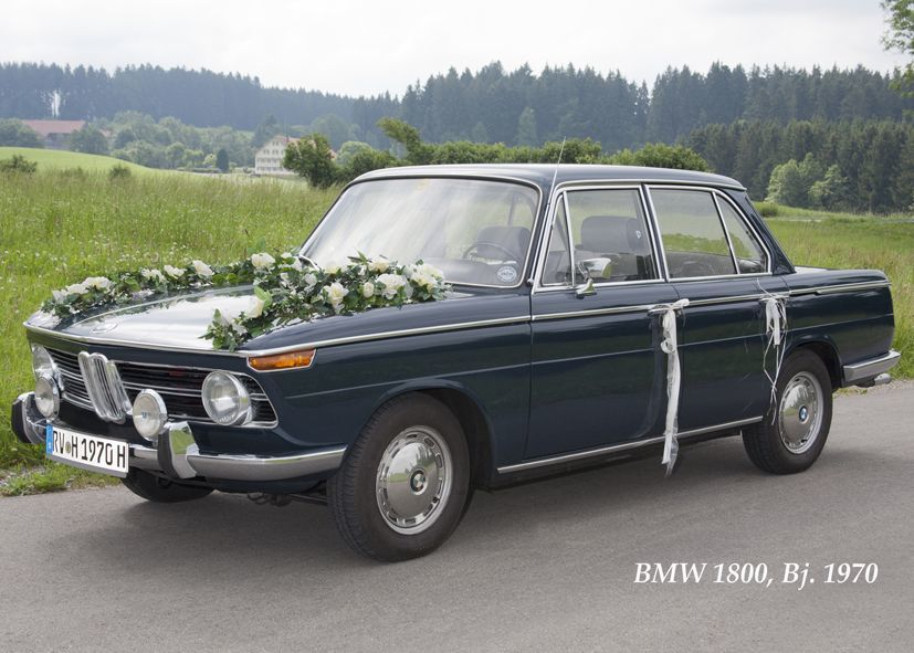 BMW 1800, 4 Sitzer, Bj.1972