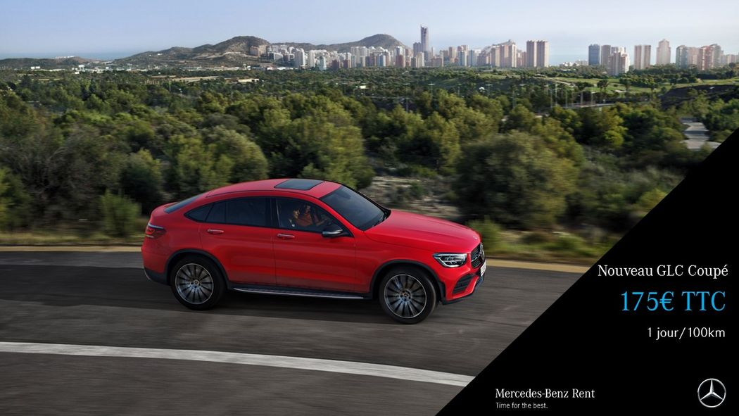 Mercedes-Benz Rent Bègles