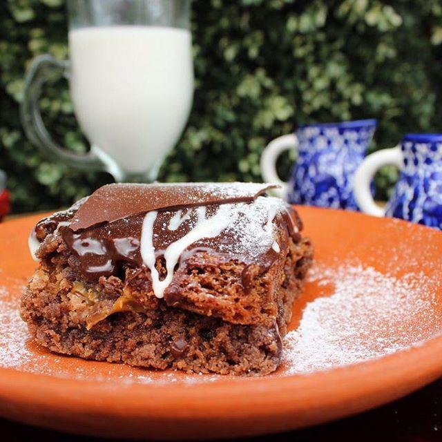 Casita De Chocolate y Té