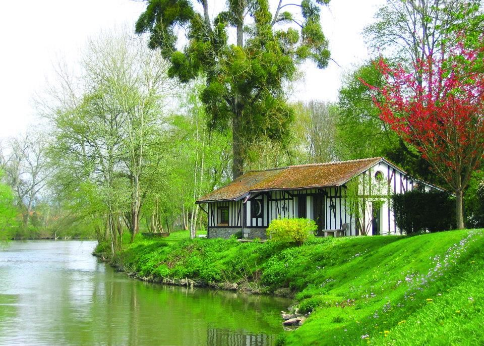 La grange du Moulin