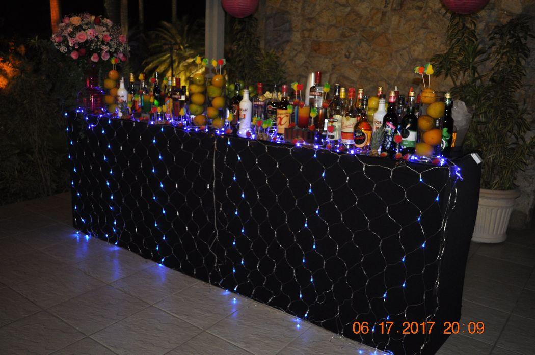 Casa Dourada Festas