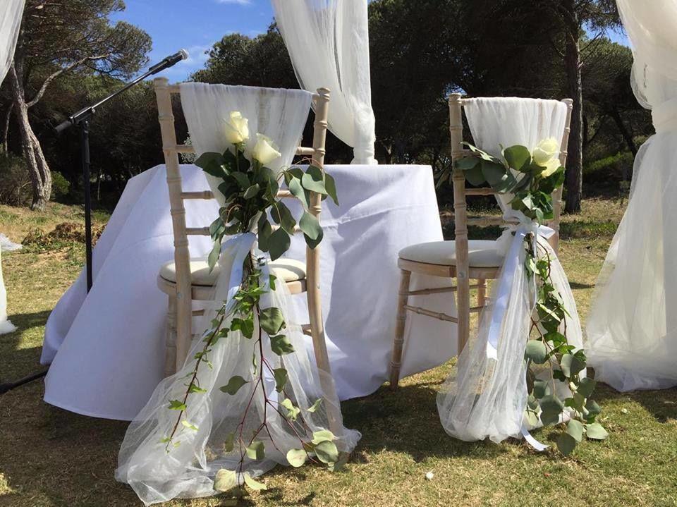 Apontamento cadeira dos noivos, The Oitavos hotel