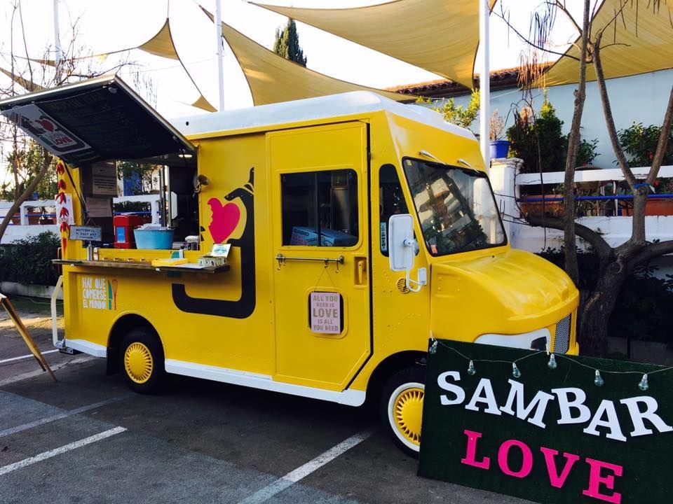 Foodtruck Sambarilove